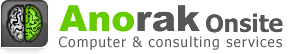 Anorak Computers - Onsite computer & consulting services
